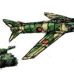 架空戦闘機F-98J