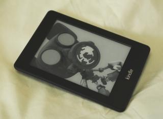 Kindle paperwhiteのスクリーンセーバーを変える。 | 1001sec  [murbo