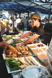 Рынки Паттайи