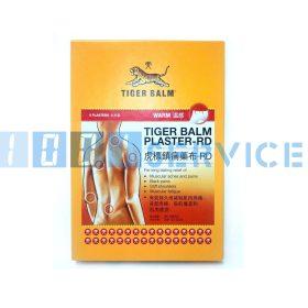 Тигровый пластырь Tiger Medicated Plaster-RD Warm