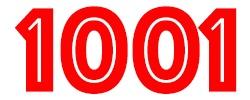 1001 Şey