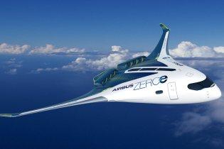2035'te sıfır emisyonlu uçak geliyor