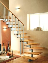 "l00l Stairs - Open Staircase Type ""Universal Maxi"""