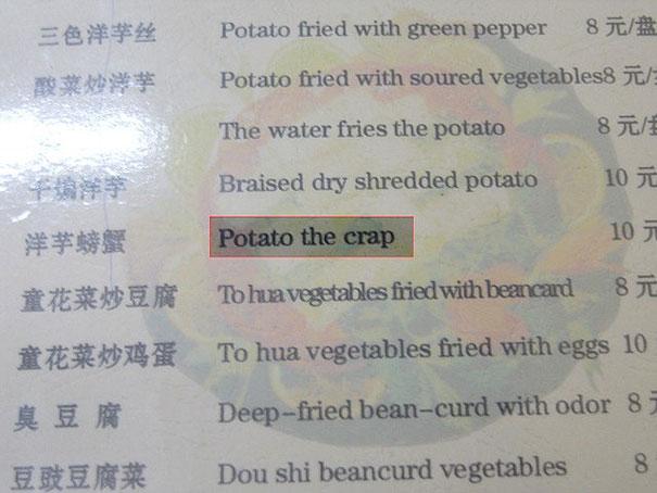 google-traduction-pomme-de-terre-merdique