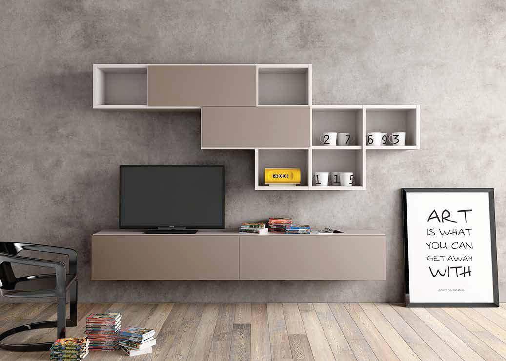 Colori pareti per arredo bianco e grigio. Pareti Grigio Perlato Come Utilizzare Il Colore In Casa 100ambiente
