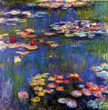 Pond Wallpaper Hd Claude Monet Information Paintings Wallpapers