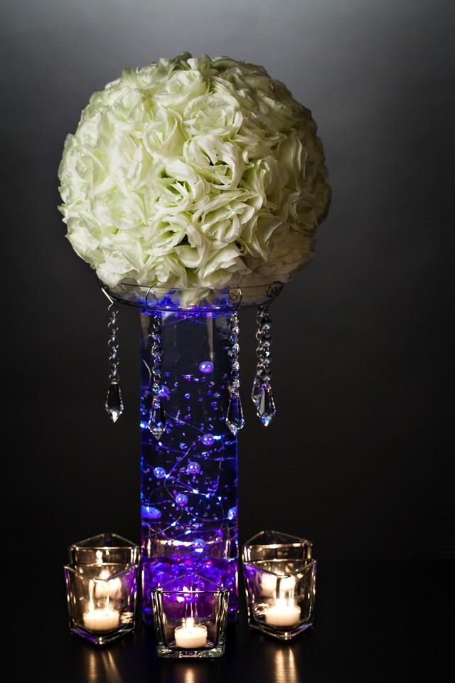 Decorative Lanterns Wedding Centerpieces