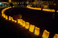Relay for Life Luminaria Event