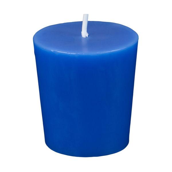 Blue Votive Candles