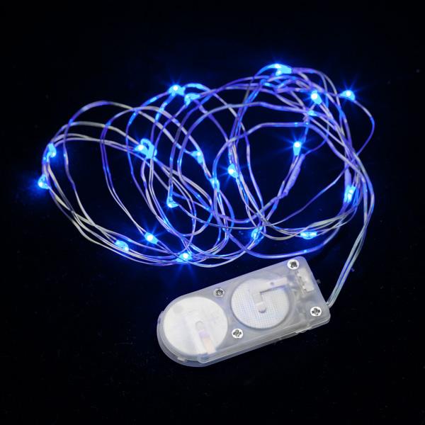 Blue Led Micro Christmas Lights