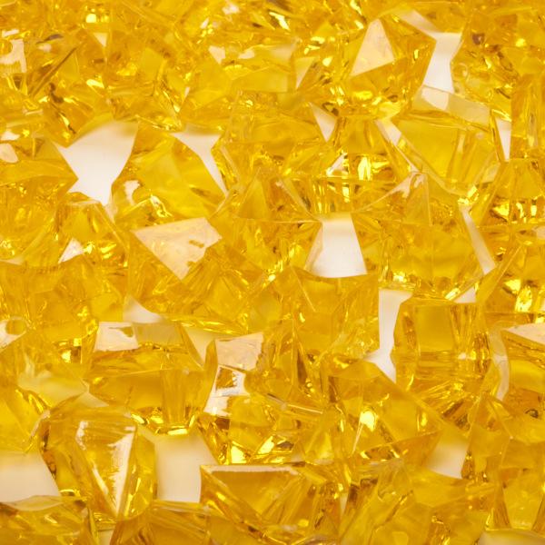 Yellow Decorative Stones