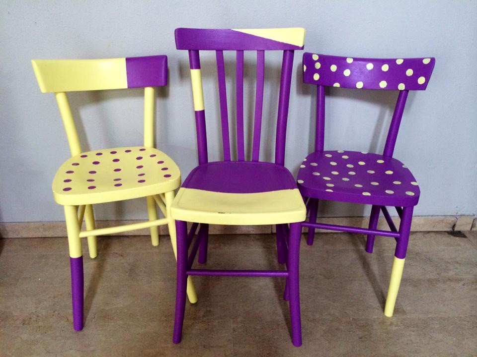 Tuttavia, esporre le sedie a dondolo agli elementi fa sì che i bilancieri si deteriorino più rapidamente. Fai Da Te Creativo Rinnovare Le Sedie In Legno 100casa