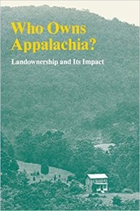 Who Owns Appalachia? book cover.
