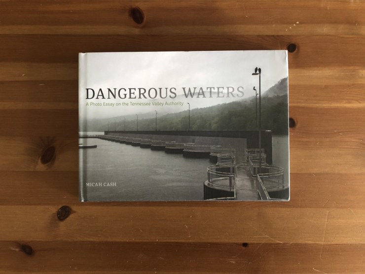 Dangerous Waters book cover.