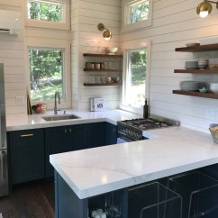 Used Kitchen On Wheels For Sale Home Depot Sinks Stainless Steel What 39s In Our New Tiny House 100 Days Of Real Food