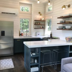 Large Kitchen Rug Cart With Storage What's In Our New Tiny House Kitchen! - 100 Days Of Real Food