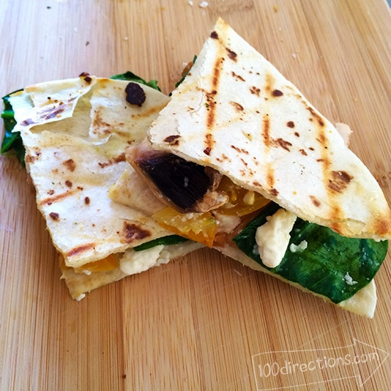 https://i0.wp.com/www.100directions.com/wp-content/uploads/2014/06/tomato-spinach-mushroom-feta-grilled-tortilla-2-pieces.jpg?resize=550%2C550