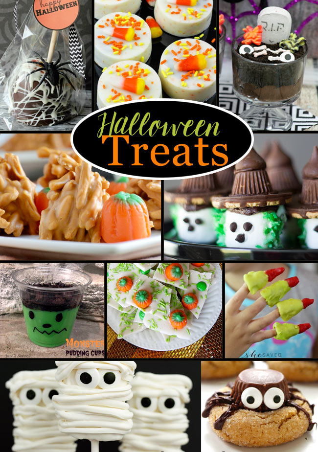 Halloween Treats you can make