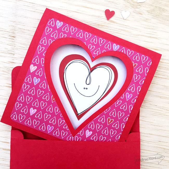 Download Big List of Cricut Valentine Projects - 100 Directions