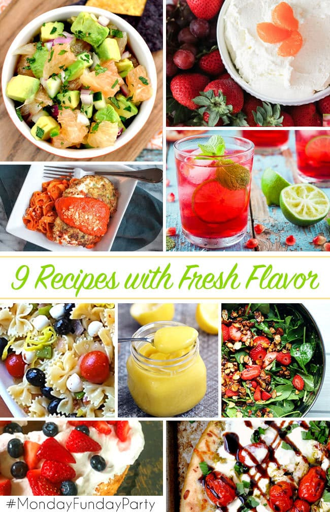 9 recipes full of fresh flavor