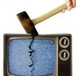 tv broken