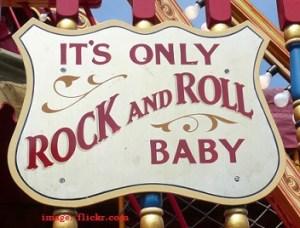 only rock n roll
