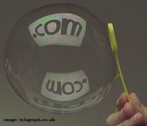 web bubble