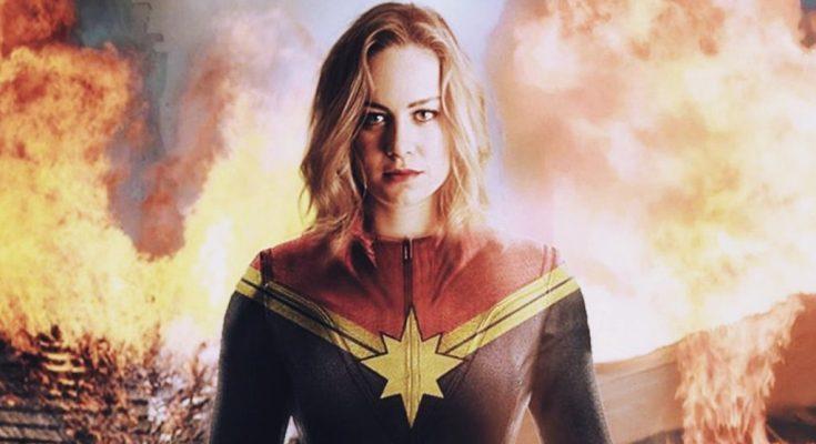 Resultado de imagem para Capitã Marvel pré venda