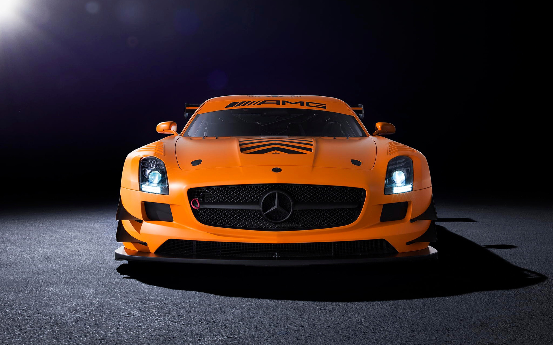Mercedes Amg Sls Gt3 45th Anniversary Edition Wallpapers Wallpapers Hd