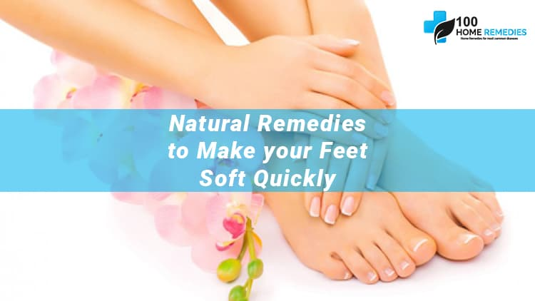 Feet Spa Natural Home Remedies to make Your Feet Healthy