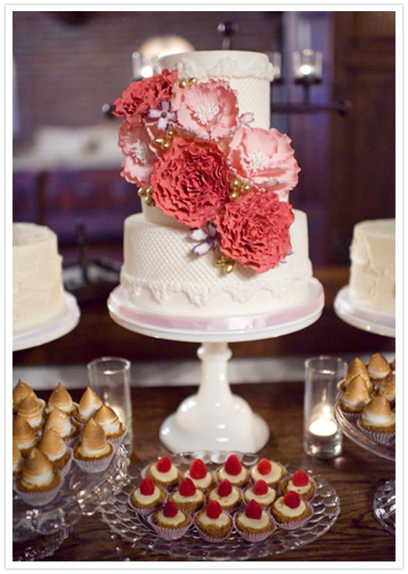 Sweet and Saucy Shop wedding cake
