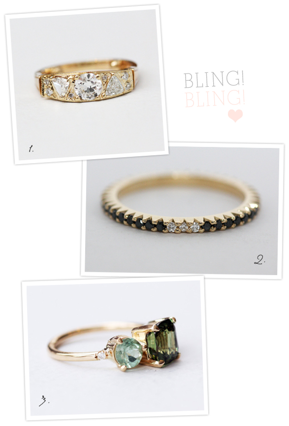 Wood Wedding Rings Alternative Engagement Rings