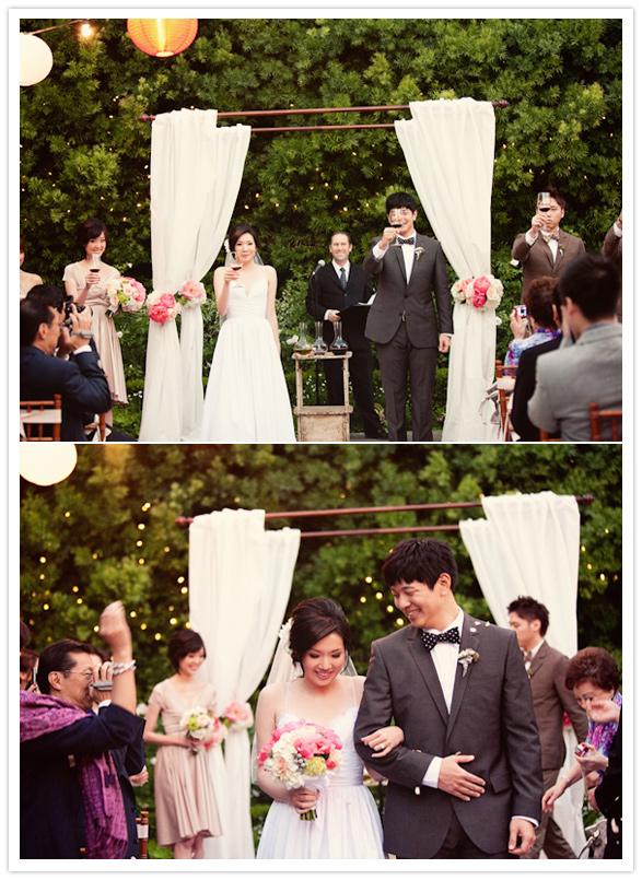 Romantic Chinese wedding: Lillian + Eric | Real Weddings ...