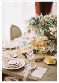 Inspiration Elegant bridal shower tea party - Inspiration ...