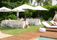 Backyard Party Layout Ideas on Pinterest | Backyard ...