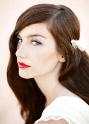 glamorous bridal makeup & hairstyles