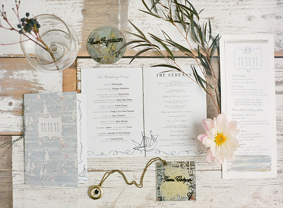 Southern California Wedding Invitations