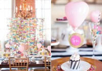 Whimsical bridal shower inspiration | Colorful party ideas ...