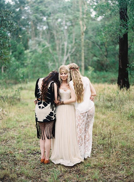 Fall Bohemian Wedding Ideas Dark Bohemian Shoot 100