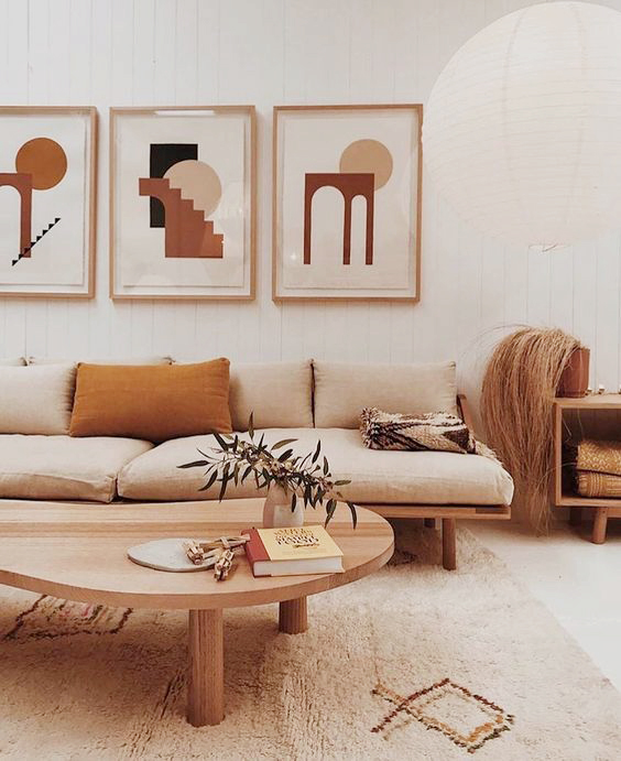 From wedding to home the modern terracotta and earth tone