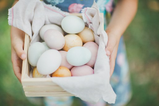 Natural egg-dying playdate   By The Robinsons   100 Layer Cakelet