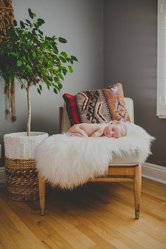 giraffe print chair reclaimed wood rocking bohemian boy's nursery from lb events and wild whim photography | + kids room decor ...