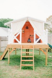 15 amazing outdoor playhouses   DIY + Crafts, toys + play ...