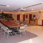 lounge rental 100 Mile House - Curling Club
