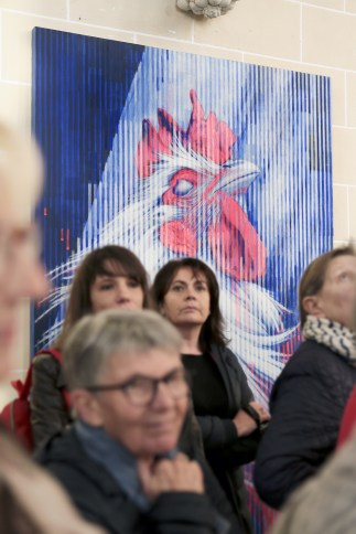 "Vernissage exposition ""Nature morte"""