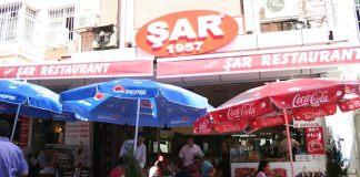 şar restaurant
