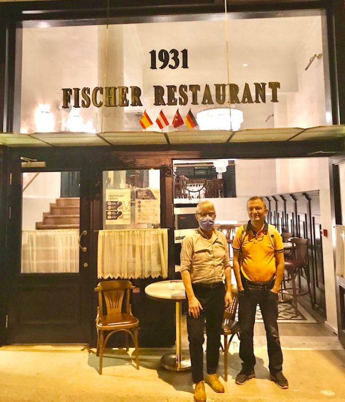 fischer alman restaurantı