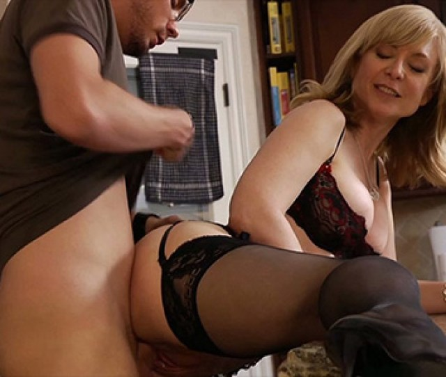 Nina Catches Her Sons Friend To Have Sex