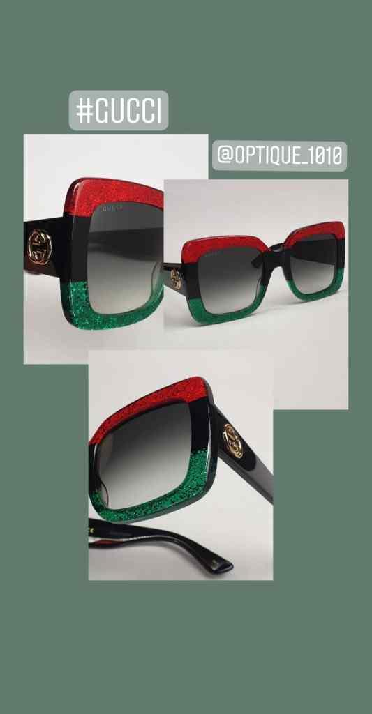 GUCCI- Louez vos lunettes de soleil chez OPTIQUE 10/10 Fâches-Thumesnil