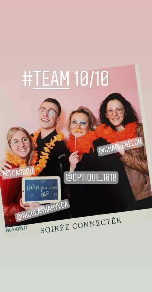 TEAM 10/10 OPTIQUE 10/10 FACHES THUMESNIL